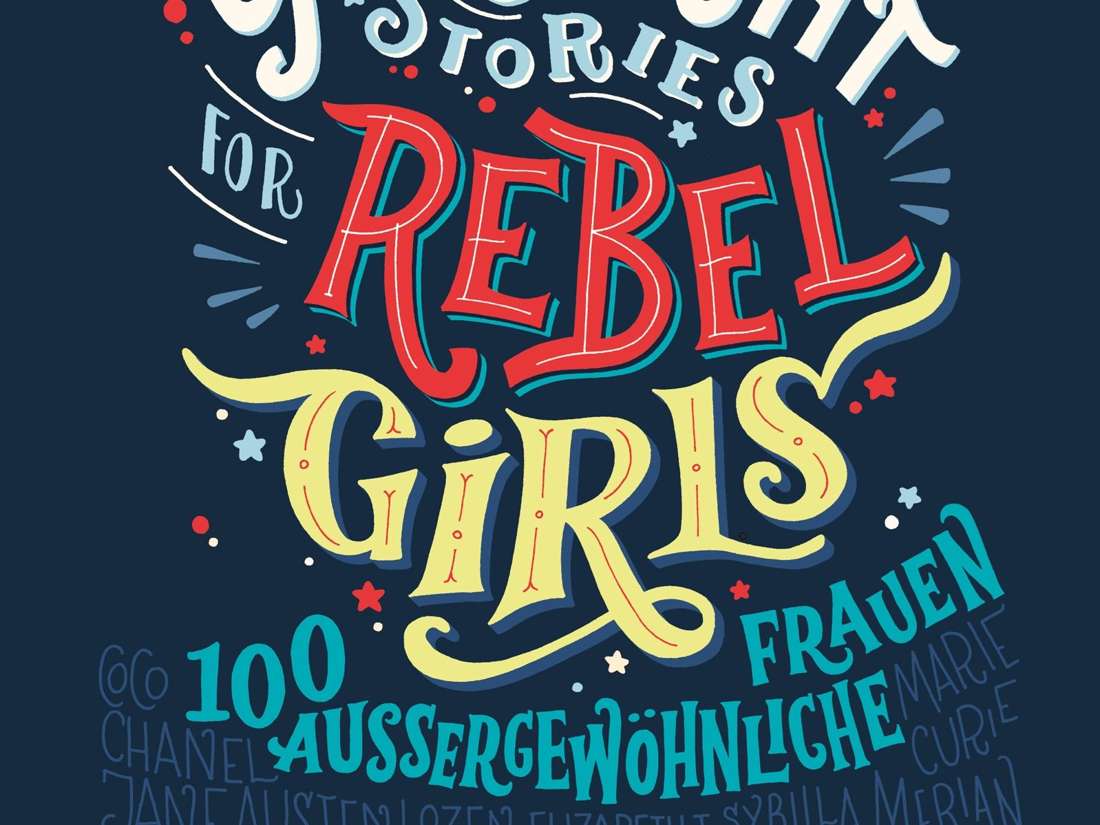 Cover Good Night Stories for Rebel Girls