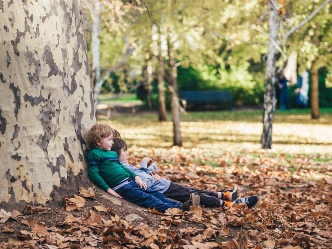 Landschaft Kinder (c)Marcus Wallis