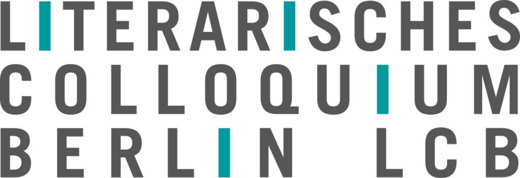 Logo LCB Literarisches Colloquium Berlin
