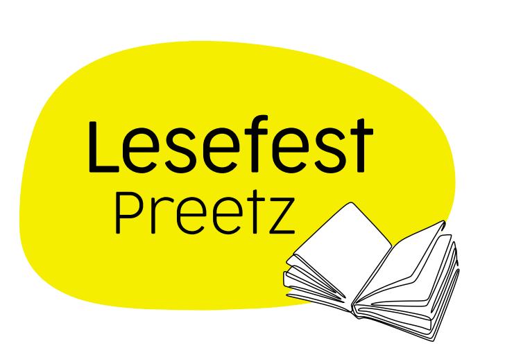 Logo Lesefest Preetz