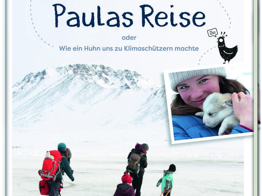 Cover: Paulas Reise