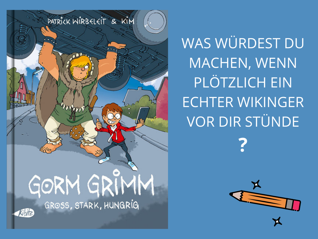 Verlosung Gorm Grimm