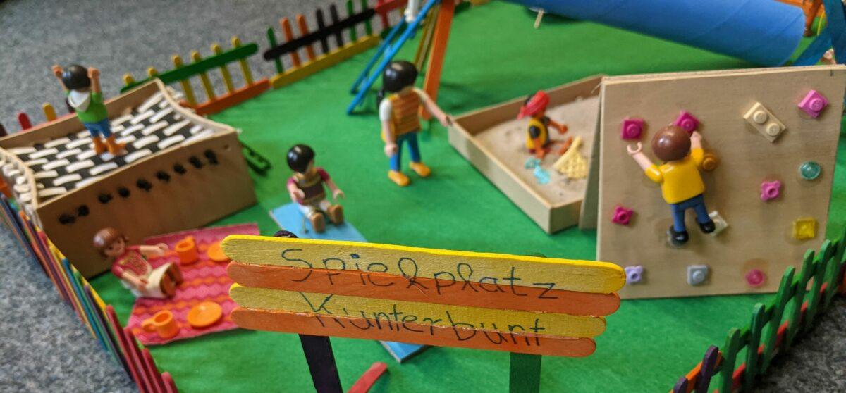 Spielplatz-Modell von Marla