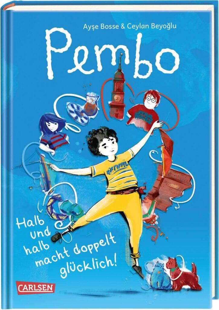 Pembo Cover