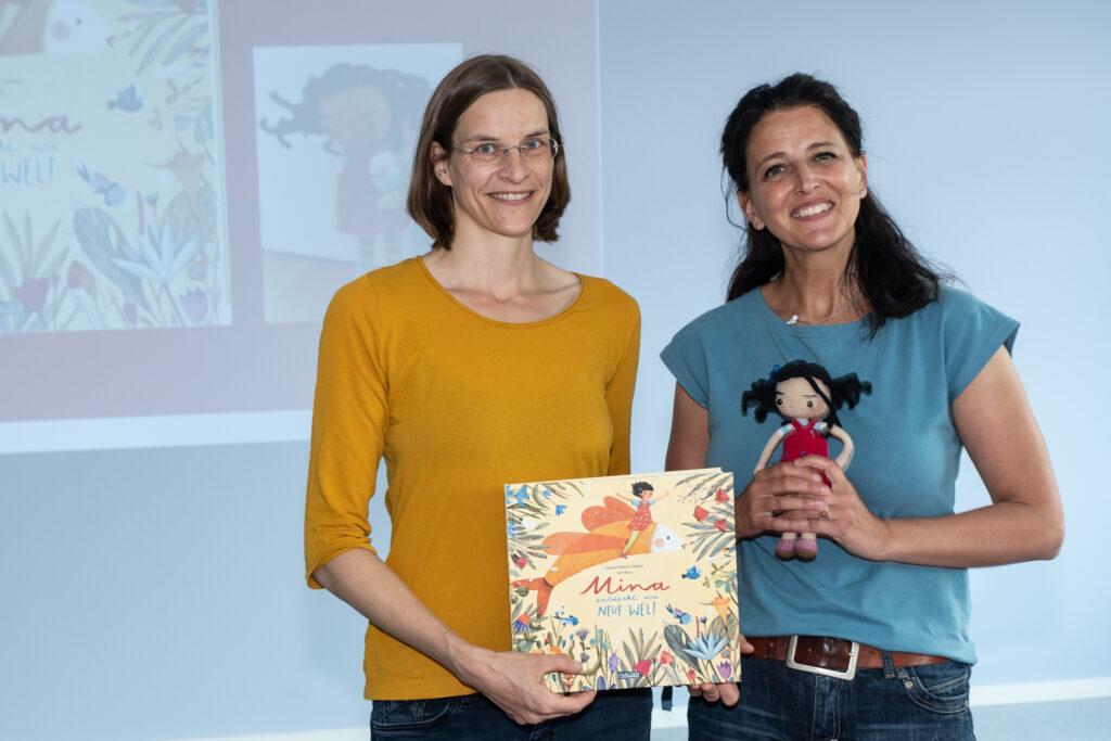 Charlotte Reimann und Sandra Niebuhr-Siebert