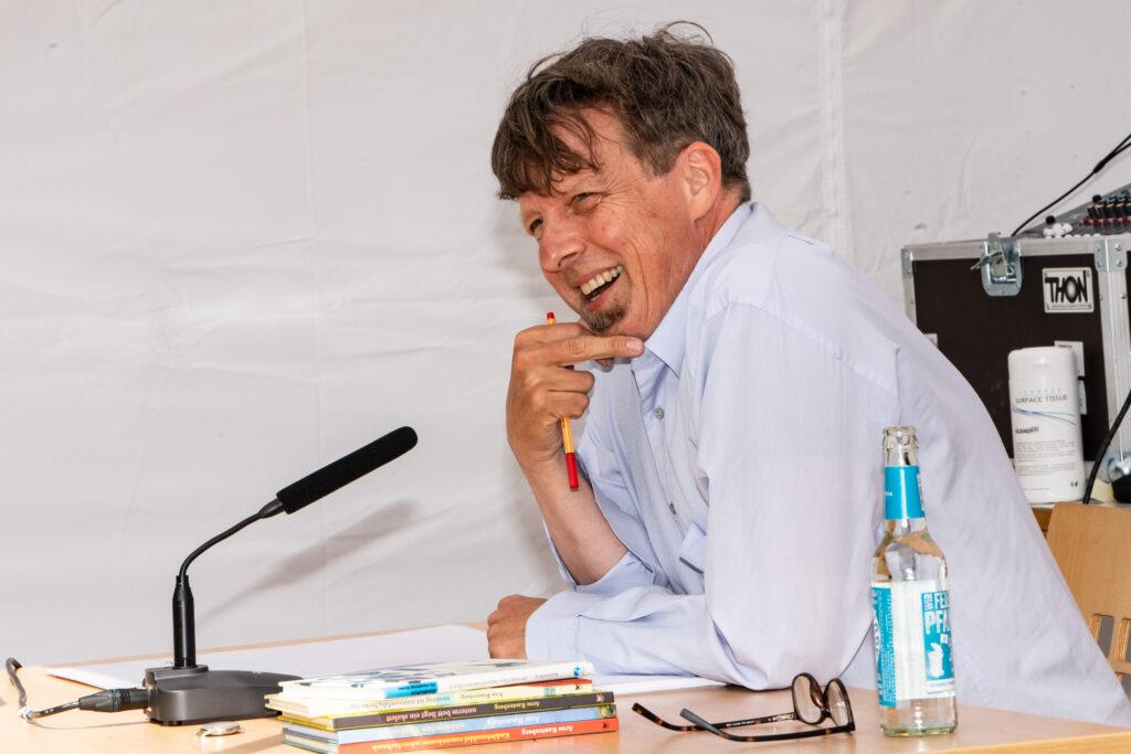 Arne Rautenber liest