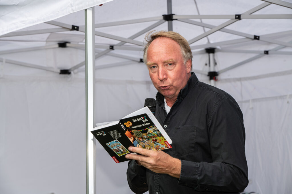 ???Kids-Lesung mit Ulf Blanck