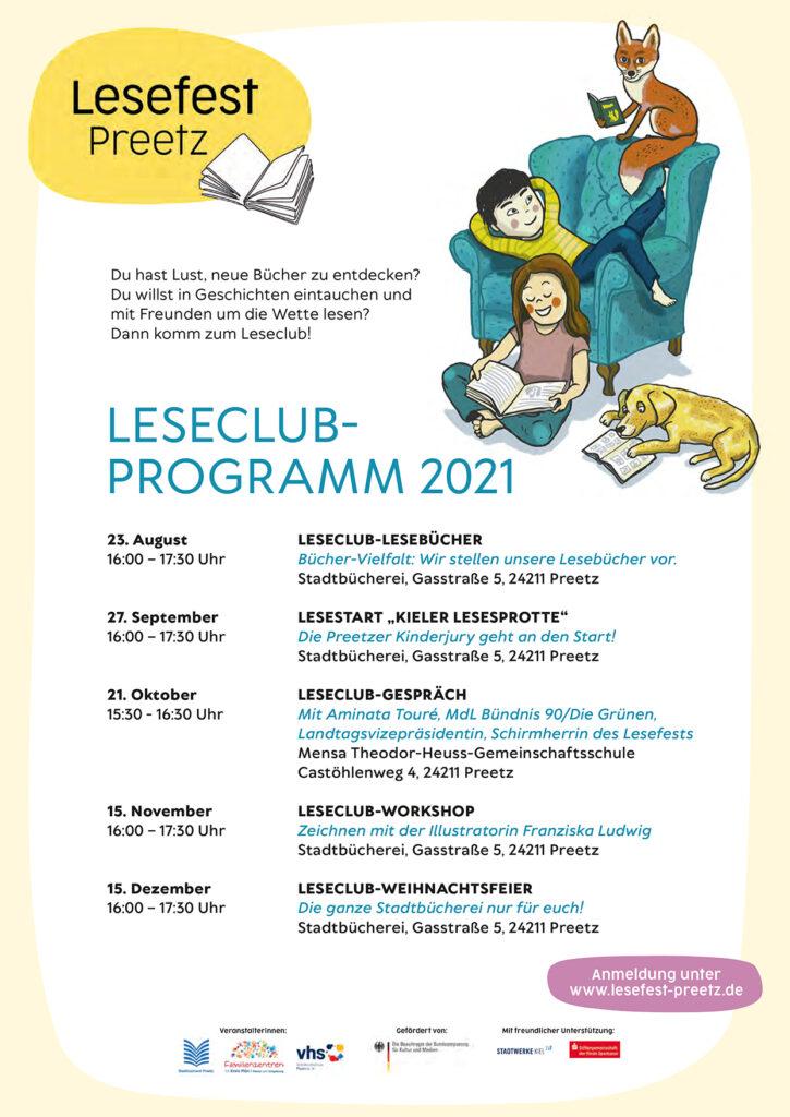 Leseclub-Programm