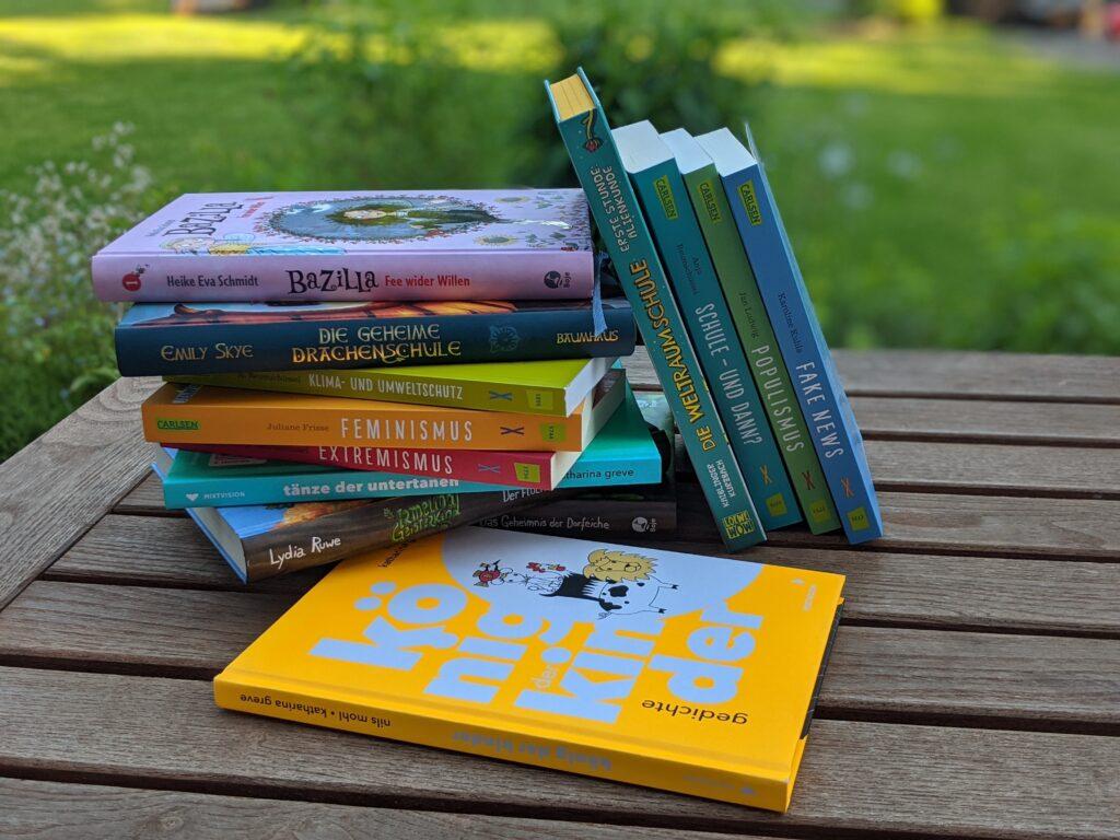 Bücher-Tausch
